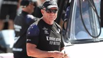 Rich-lister's America's Cup move 'curious', Grant Dalton says