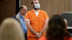 Former Jackson County deputy Zachary Wester. (Photo / AP)