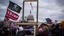 Facebook faced own insurrection amid Capitol riot