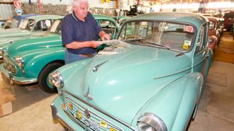 Hawke's Bay's British Car Museum - and its 500 cars - up for sale
