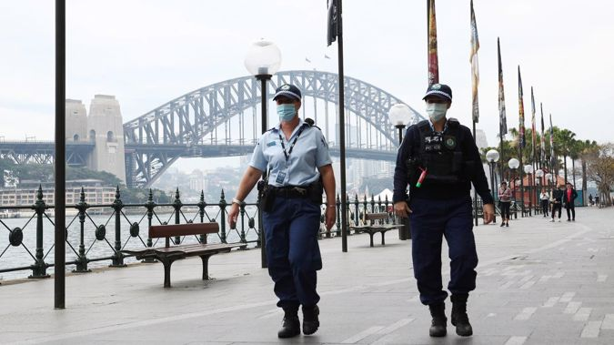 Sydney has been in lockdown since late June. (Photo / Getty Images)