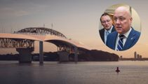 Luxon: Auckland cycle bridge a 'jumping the shark' moment