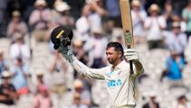 Conway hits stunning 200 but England fight back