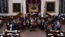 Texas tightens already tough abortion law
