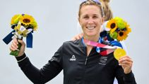 Golden hour! NZ rowers win two golds and silver