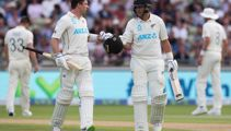 Blackcaps take upper hand on day two of second test against England