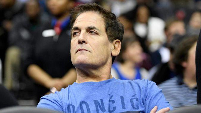 Dallas Mavericks owner Mark Cuban. (Photo / File)