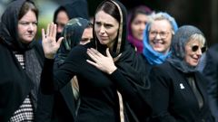 """Last month Prime Minister Jacinda Ardern spoke out against the movie project, saying it feels """"very soon and very raw"""". Photo / NZ Herald"""