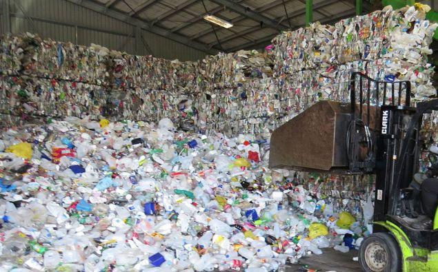 Plastic Waste. Photo / Nicki Harper