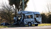 'Like a bomb': Neighbour describes horror crash that killed four
