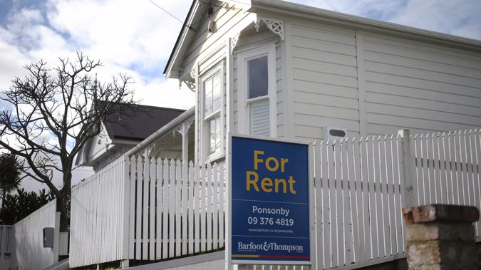 New data out from the agency on rents. Photo / Doug Sherring