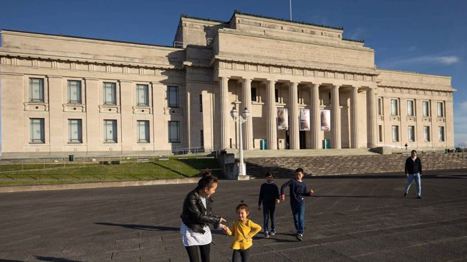 Auckland Museum and other council facilities could be closed to people who are not vaccinated against Covid. (Photo / NZ Herald)