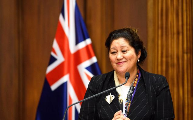 Dame Cindy Kiro takes over as Governor-General from Dame Patsy Reddy in October. Photo / Getty Images