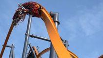 Jersey Devil - world's tallest single-rail coaster - opens in New Jersey