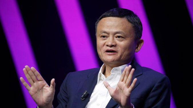 Alibaba founder Jack Ma. (Photo / Getty Images)