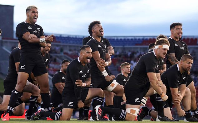 The All Blacks have had to face a number of injury concerns - including Captain Same Cane - in naming the July squad. (Photo / AP)