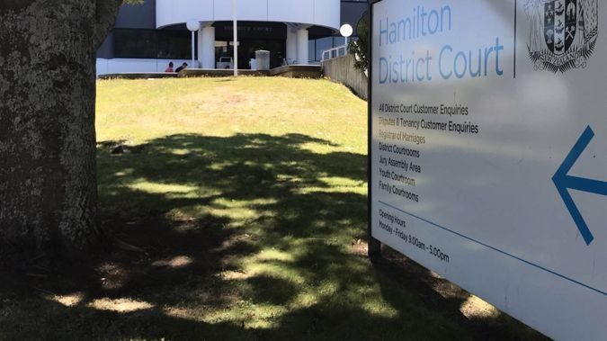The officer is due to appear in the Hamilton District Court today.