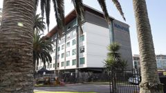 The Novotel and Ibis Ellerslie. (Photo / Dean Purcell)