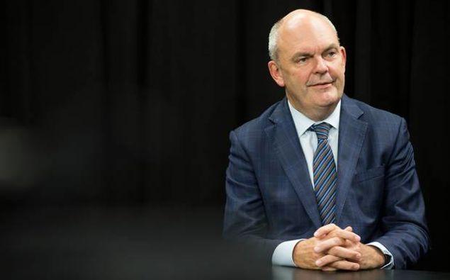 Former Finance Minister, Steven Joyce. (Photo /NZ Herald)
