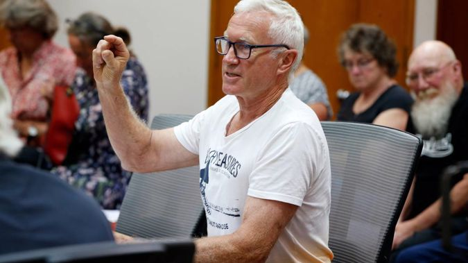 Former Olympic kayaker Ian Ferguson. (Photo / NZ Herald)