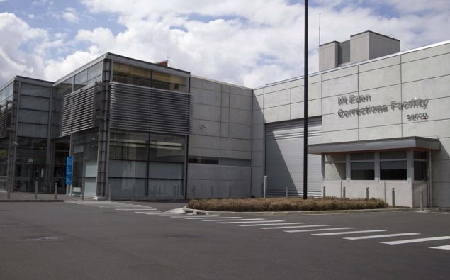 The Mt Eden Corrections Facility, run by Serco. Photo / Supplied