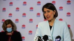 Premier of New South Wales Gladys Berejiklian. (Photo / Getty)