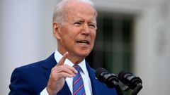 US President Joe Biden. (Photo / CNN)