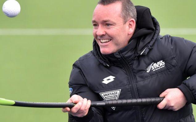 Black Sticks coach Darren Smith. (Photo / ODT)