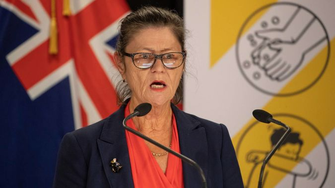 Secretary for Education Iona Holsted pictured at Parliament, Wellington, last year. Photo / File