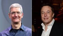 Elon Musk asked Tim Cook to make him CEO of Apple, new book claims